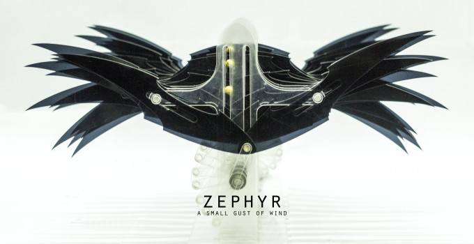 Zephyr - A Small Gust of Wind.