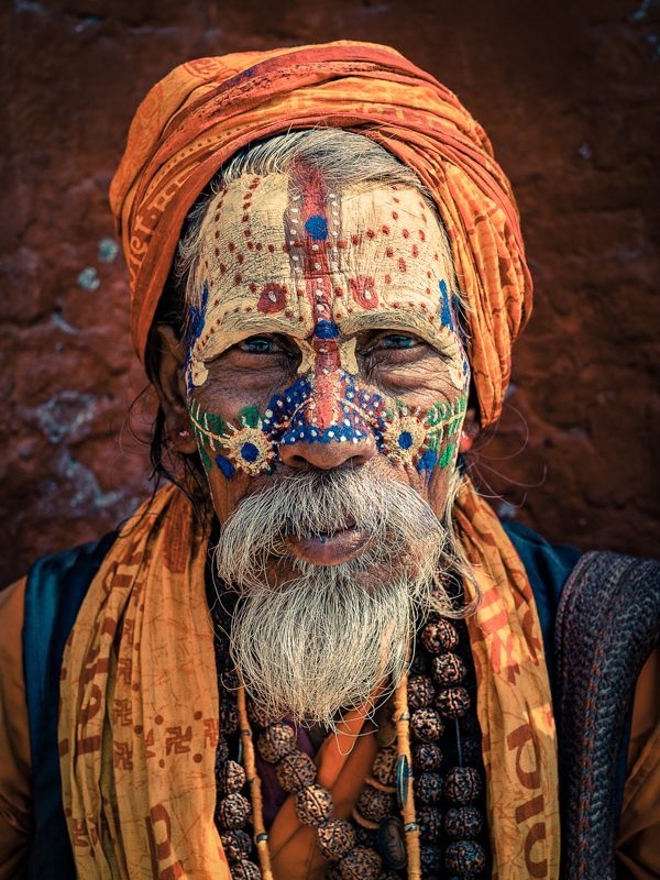 The Art of the Holy Faces | Omar Reda