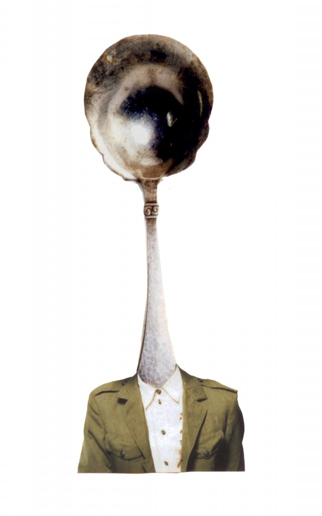 Spoon head