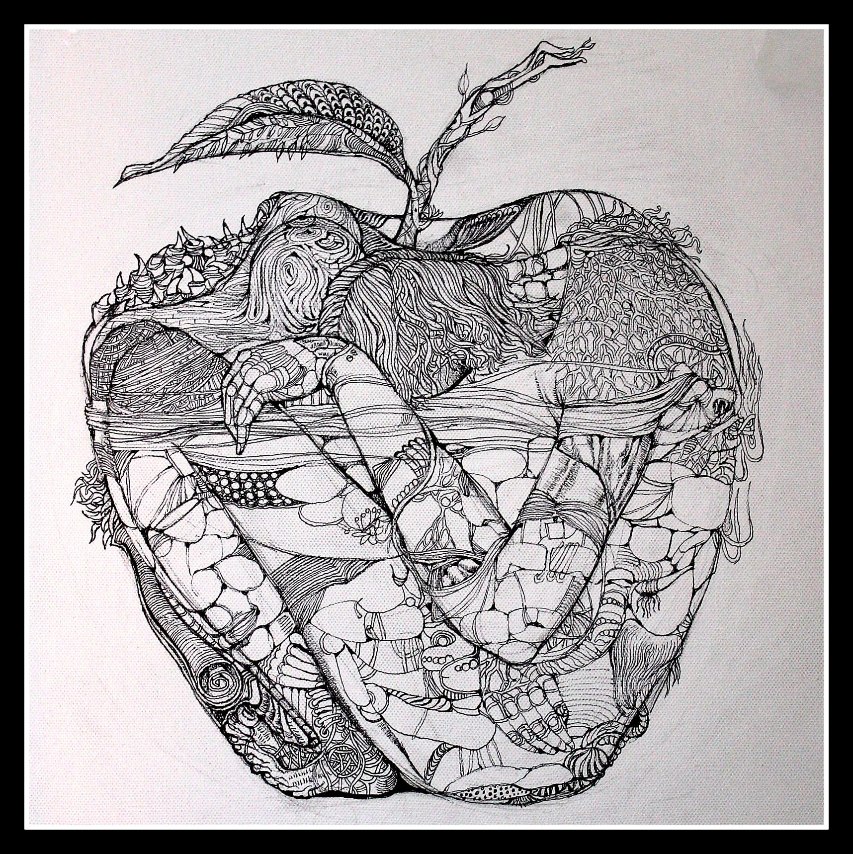 Art Design Drawing : Autographic drawings art people gallery