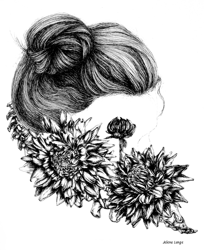 Drawing by Jelena Lunge