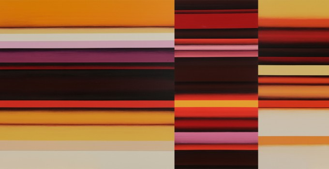2013.120 x 450cm, Akrilik On Canvas