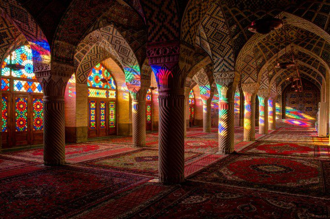 The Mosque of Colors