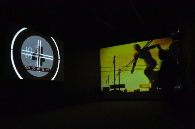 Giant video installation and video creation