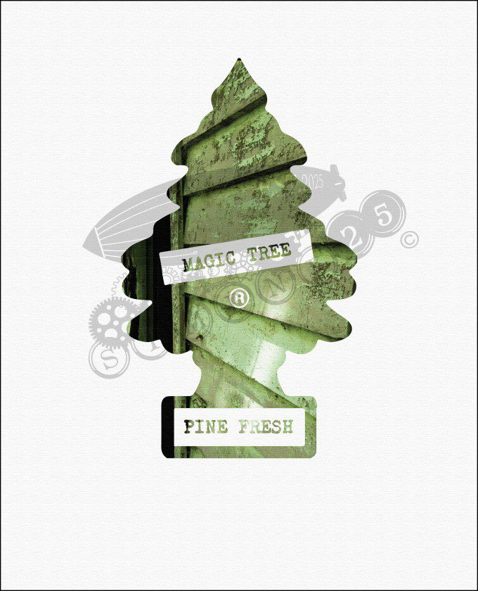 Simplicity - The Pine Fresh Magic Tree