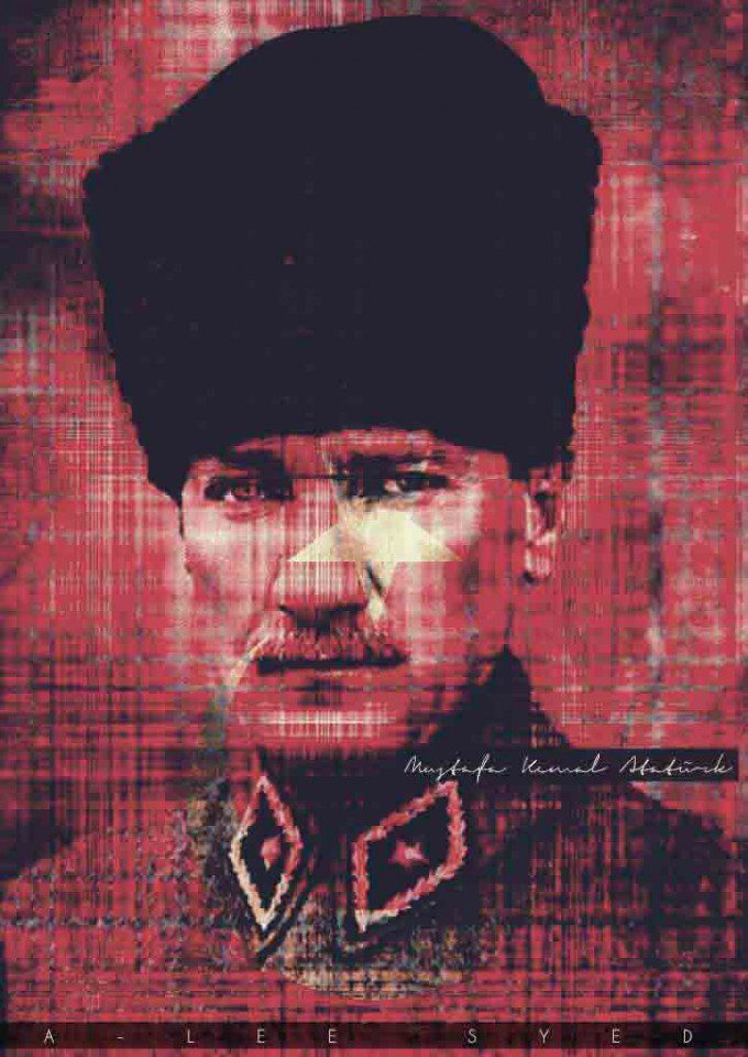 Mustafa Kemal Atatürk Mustafa Kemal Atatürk was a Turkish army officer, revolutionary, and the first President of Turkey. He is credited with being the founder of the Republic of Turkey.