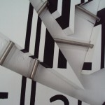 """Detail from artwork """"Ro"""" of BARCODE Series"""