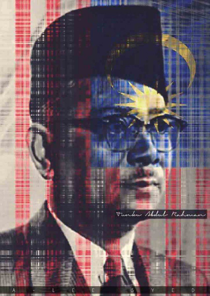 Tunku Abdul Rahman Tunku Abdul Rahman Putra Al-Haj ibni Almarhum Sultan Abdul Hamid Halim Shah DMN, AC, CH was a Malaysian politician who served as the first Chief Minister of the Federation of Malaya from 1955 to 1957