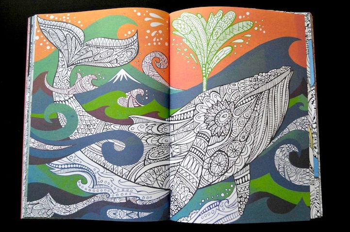 Creative Therapy Coloring Book Website