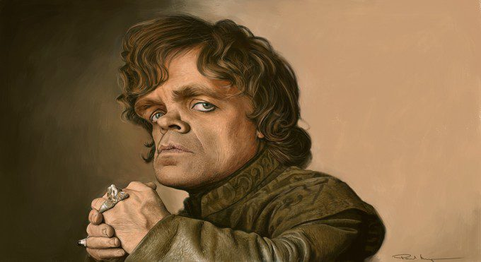 Dinklage by Paul Moyse