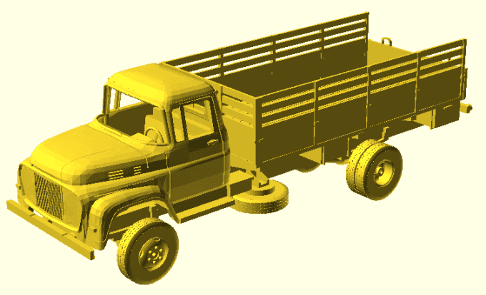 full-lorry-model