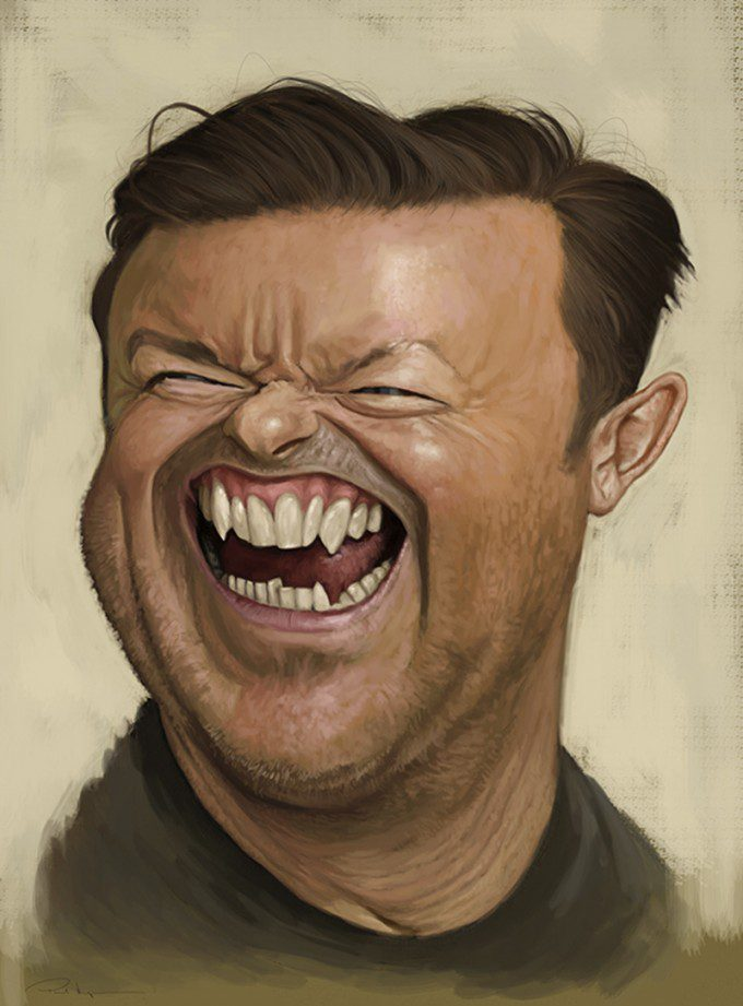 Gervais by Paul Moyse