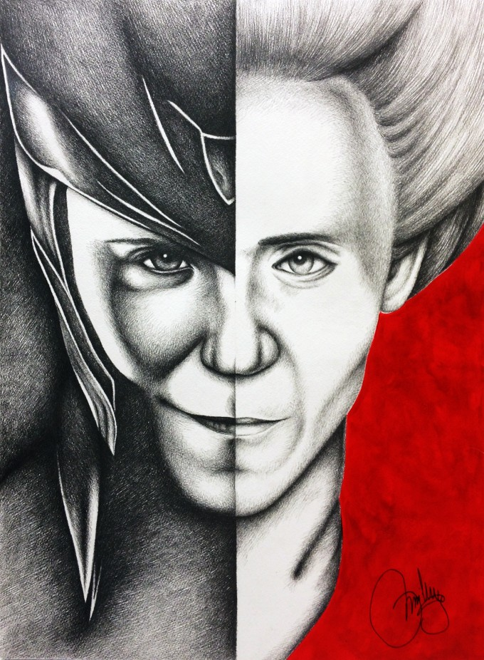 Loki – Tom Hiddleston