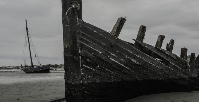 Cemetery boats