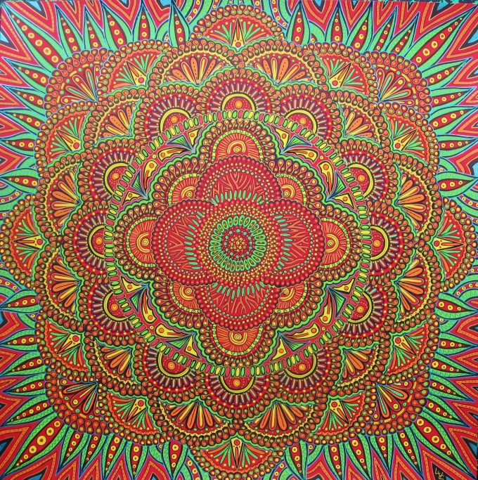 Kitch Mandala