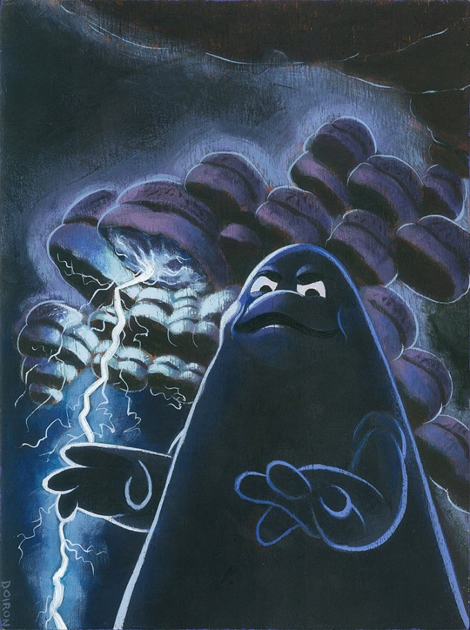 Night of the Grimace