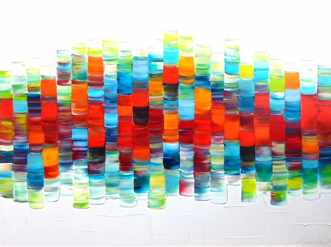 Stephanie Rivet - Sequence de couleurs