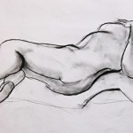 charcoal-drawing