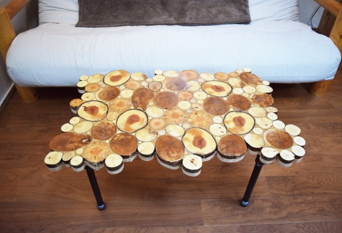 Wild Slice Coffee Table