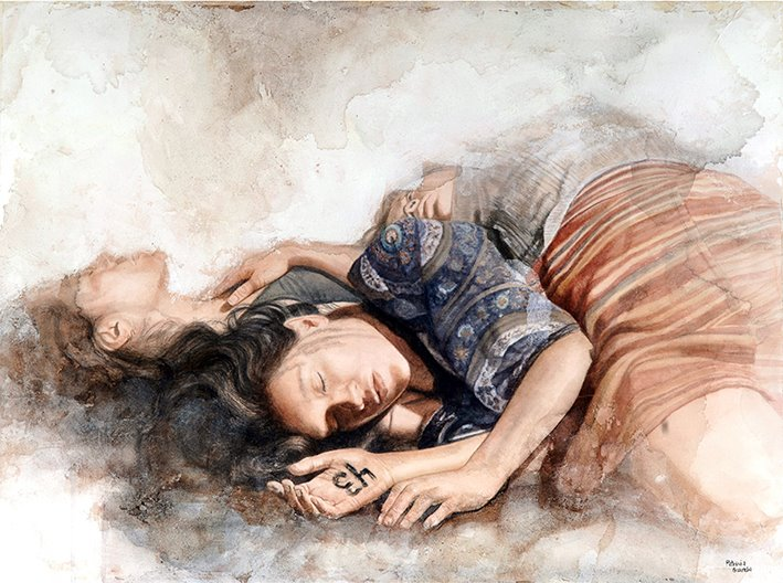Patricia Guzman Is A Watercolor And Acrylic Painter