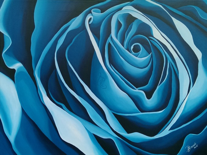 BlueRose-Love