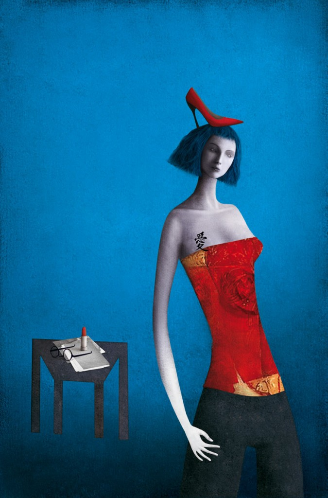 Gabriel Pacheco 1973 - Mexican Surrealist  Visionary painter - Tutt'Art@ (25)