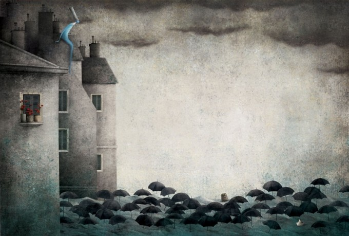 Gabriel Pacheco 1973 - Mexican Surrealist  Visionary painter - Tutt'Art@ (49)