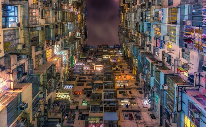 Compact City #02 | Andy Yeung Photography