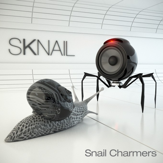 SKNAIL Snail Charmers cover