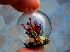 Coral reef miniature