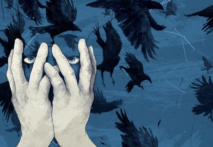 The Surreal Illustrations By Simon Prades Art People Gallery