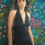 oil on canvas, 140 cm x 90 cm, Private Collection