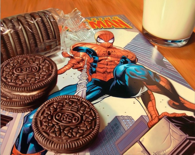 Bloodworth Spidey Oreos