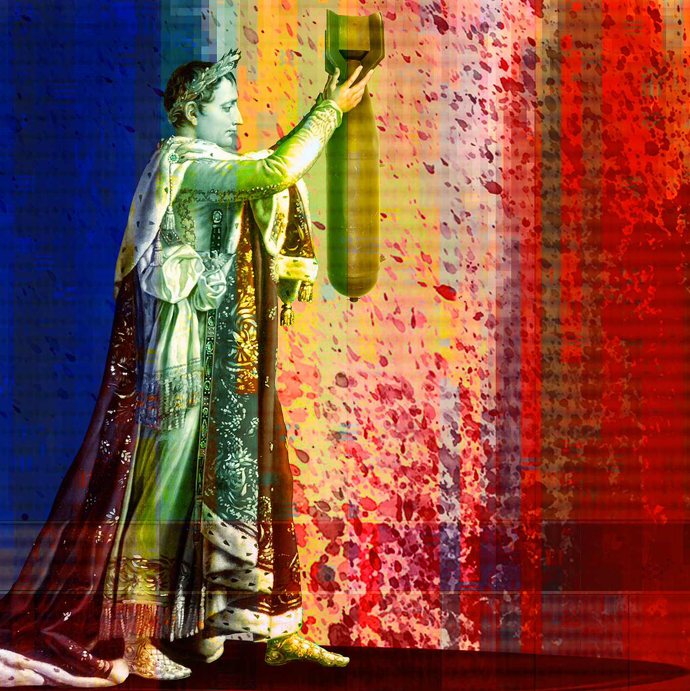 art assignment iconoclasm Iconoclasm the images destroyed during the byzantine period were similar to those of modern art defacement in that they were made of stones and wooden panels.