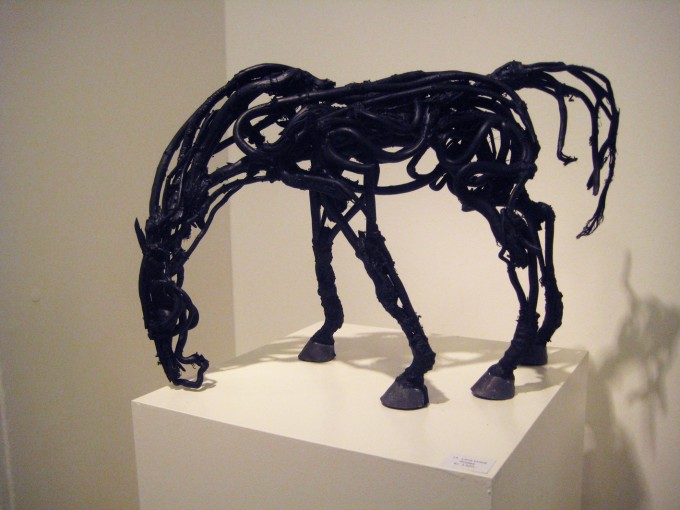 Tree Root Horse