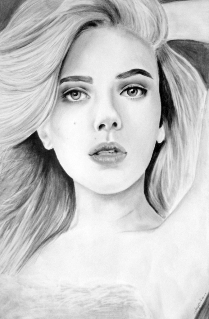 A3, Pencil Drawing