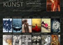 KUNST art Symbiosis / When music becomes art