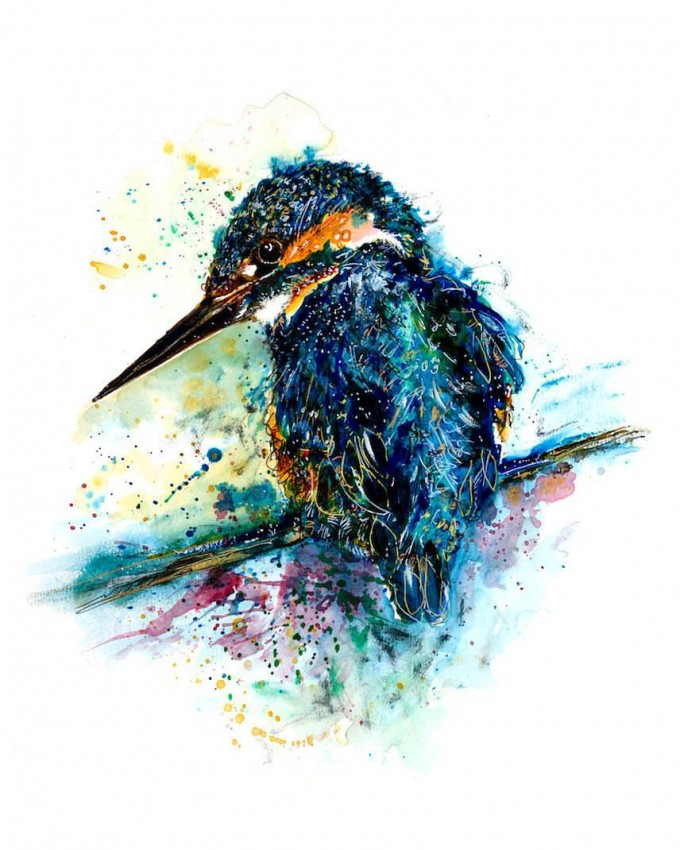 The Kingfisher, by Emily Tan