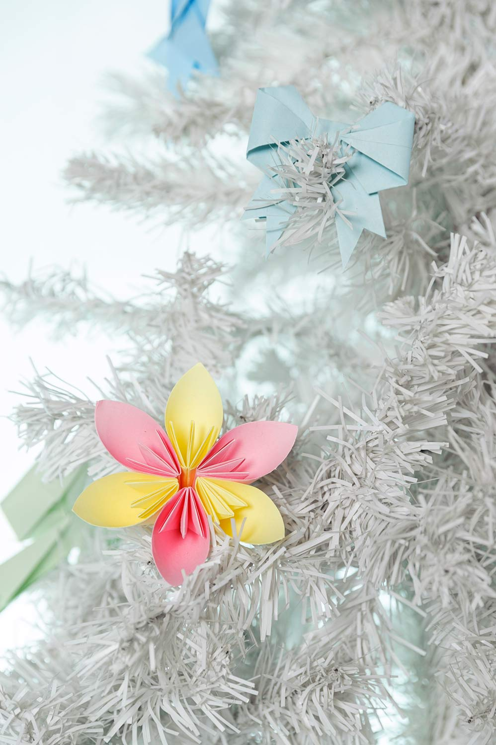 Cute Christmas Paper Decorations