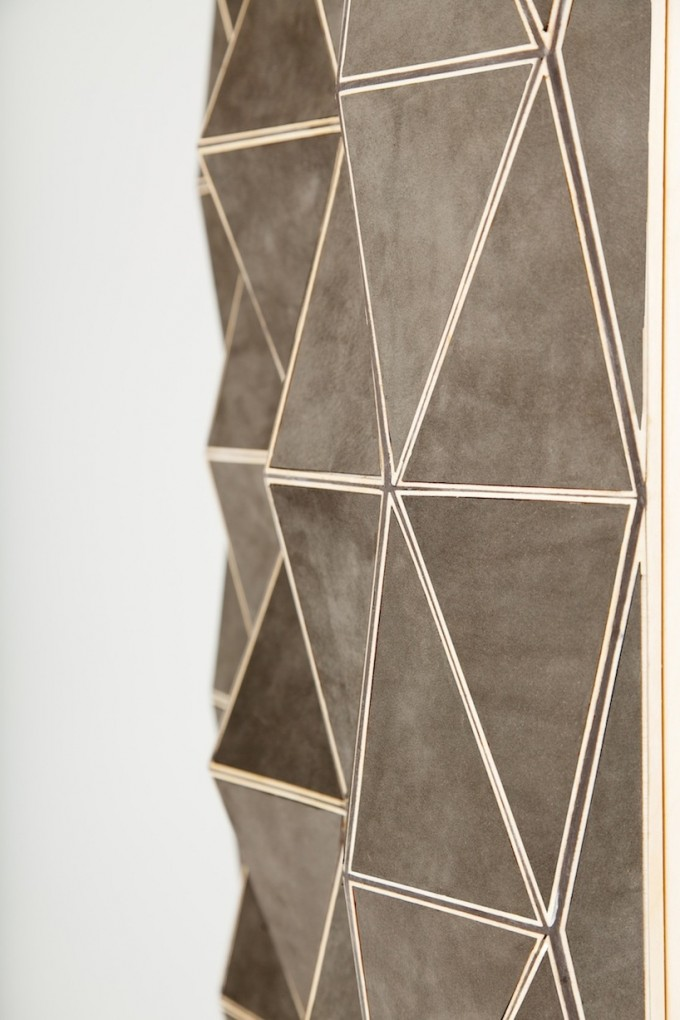 Jasser-Studio-Geometric-Leather-Cabinet-Skin-Collection-Detail