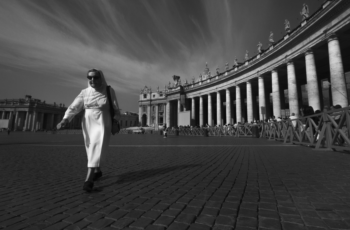 Travel people and place black and white photography by nabor godoy