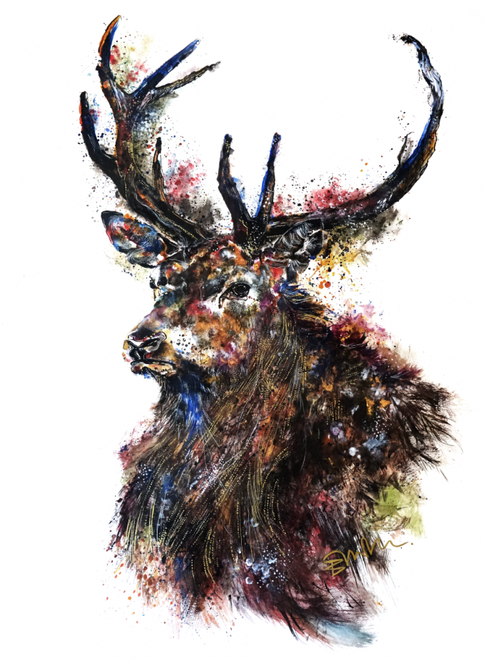 The Stag, by Emily Tan