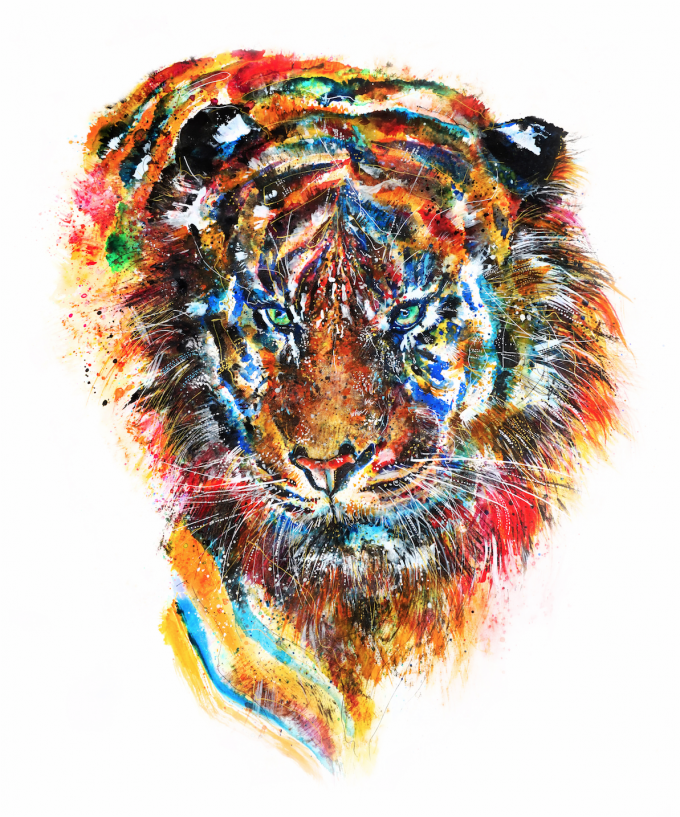 The Sumatran Tiger, by Emily Tan