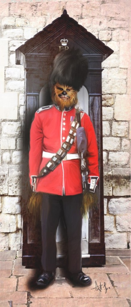 Chewbacca Guard