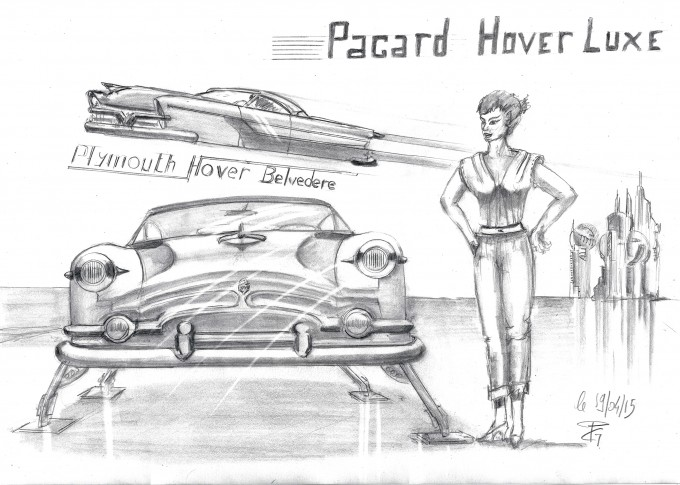 pacard hover Luxe