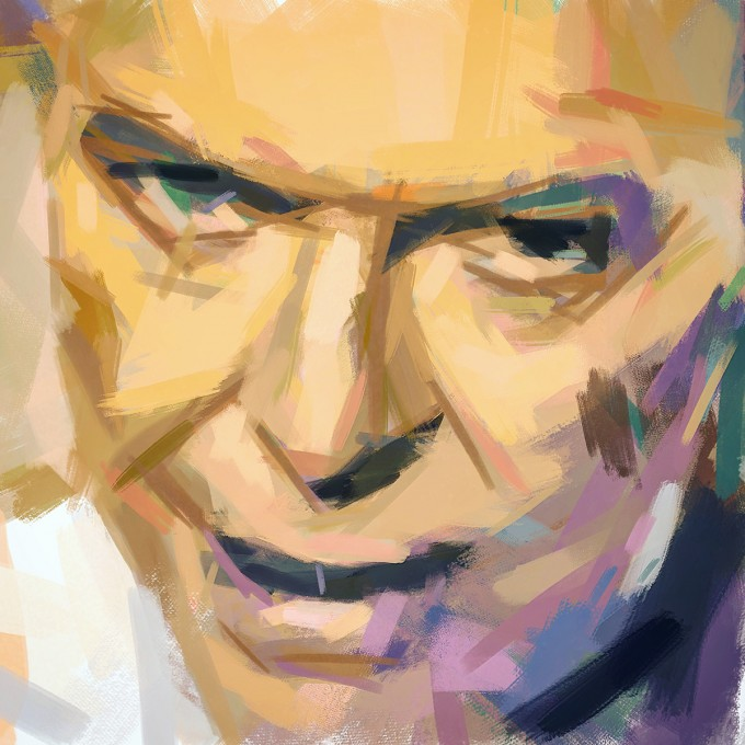 David Bowie - Close up