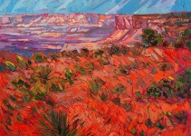 Canyonlands Vista by Erin Hanson, 2015