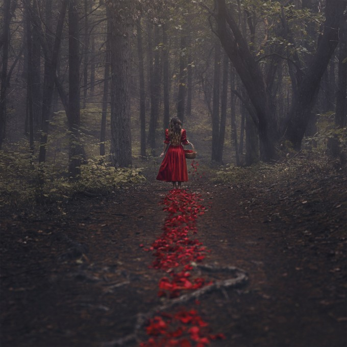 The Trail of Red