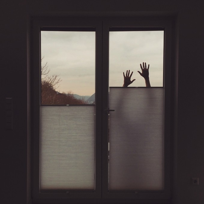 close the doors that cause you pain, they say, but how about the doors that cause you pain because they are closed in your face?