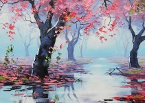 Graham Gercken Landscape painter